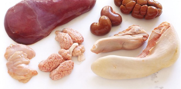 Offal is superfood for dogs