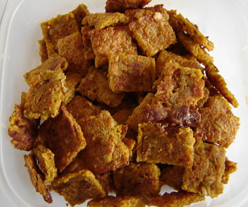 My favorite healthy dog treat recipe at Dog Nutrition Naturally