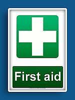 Dog First Aid.
